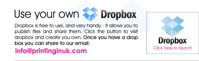 Use Your Own Dropbox